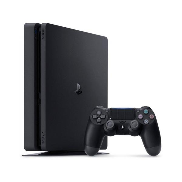 Sony PlayStation 4 Slim - 500GB schwarz
