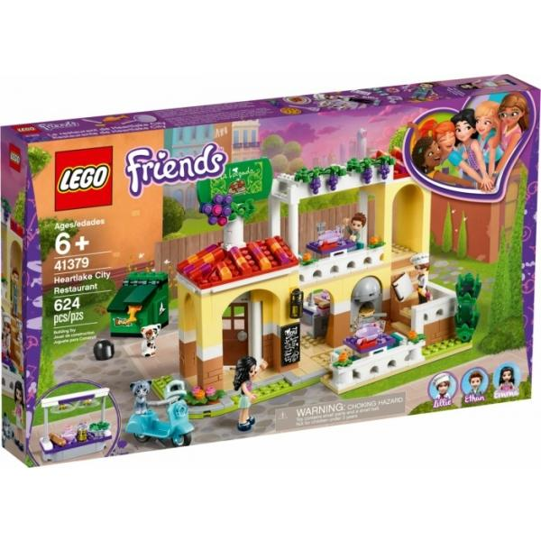 LEGO Friends - Heartlake City Restaurant (41379)