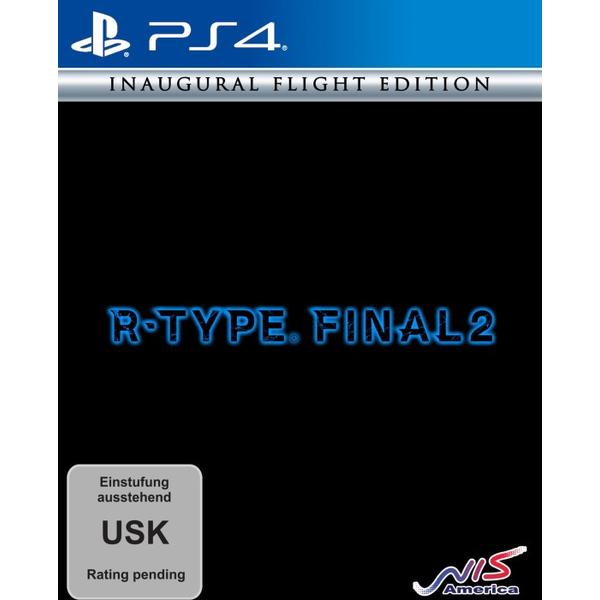 R-Type Final 2 - Inaugural Flight Edition [Play Station 4]