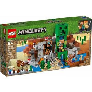 LEGO Minecraft - Die Creeper Mine (21155)