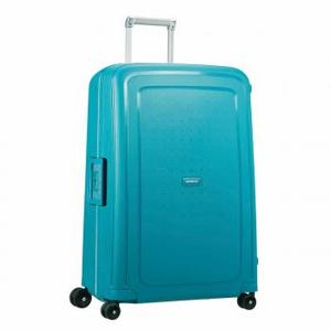 Samsonite S'CURE SPINNER 75/28 Petrol Blue Capri