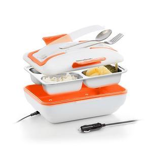 Elektrische Lunchbox für Autos Pro - Erwärmen von Lebensmitteln oder einfach Warmhalten - in wenigen Minuten warmes Essen