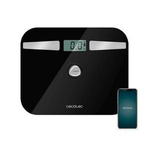 Digitale Personenwaage Cecotec EcoPower 10200 Smart Healthy LCD Bluetooth 180 kg Schwarz