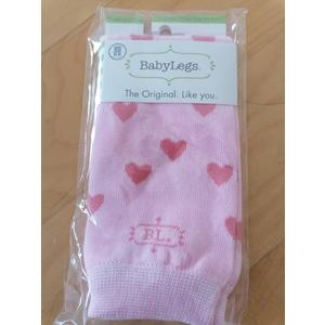 Babysocken BabyLegs Leg Warmers 0 - 3 Monate rosa