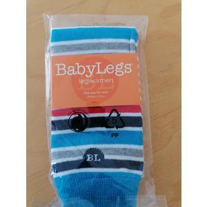 BabyLegs Leg Warmers 0 - 3 Monate Bunt gestreift