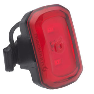 Beleuchtung Fahrrad Rücklicht rot (20 Lumen) - Blackburn Click USB outdoor