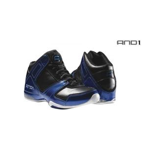 AND1 ADVANCE MID Black