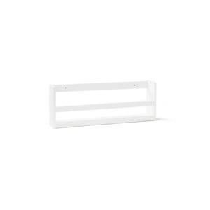Wandregal 60x22 cm weiß