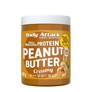 Body Attack Peanut Butter
