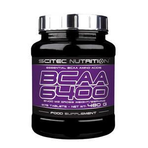 Scitec Nutrition BCAA 6400 Essentielle Aminosäuren
