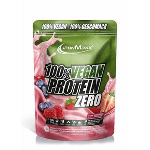 Ironmaxx 100% Vegan Protein Zero Sunny Banana