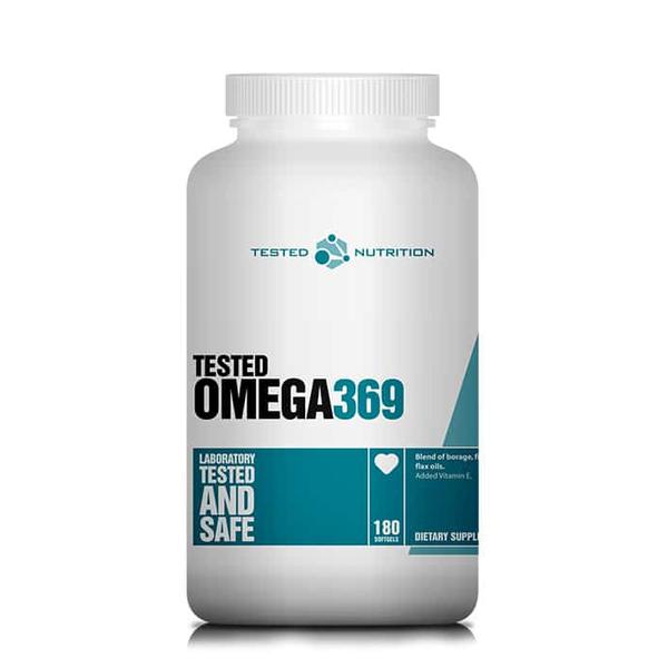 Tested Nutrition Omega 369