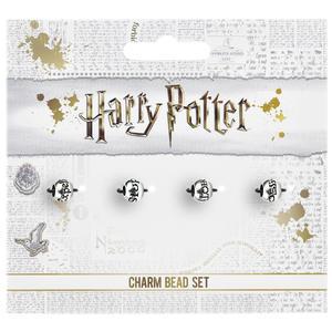 Harry Potter - Armband - Anhänger - Set 4 Zauberperlen