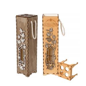 Wein Box aus Holz