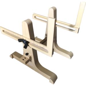RC Modellflugzeug Schwerpunktwaage aus PREMIUM Holz-Kunststoff