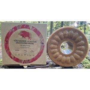 Wildlutscher® Leckstein Sauerdorn Beere, speziell für Schwarzwild (1,8kg)