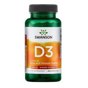Vitamin D3 250 Kapseln