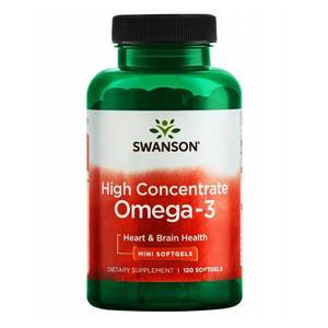 Omega 3 hoch konzentriert