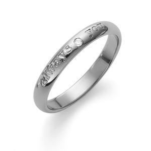 Ring Always STE CRY XL