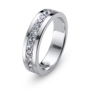 Ring Everlast 925AG RH CZ CRY XL