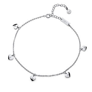 Anklet Love STE CZ CRY