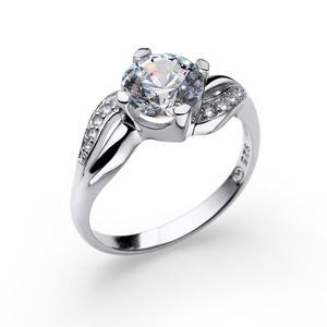 Ring Success 925AG RH CZ CRY S