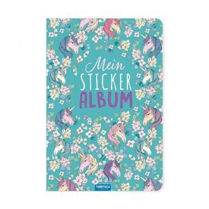 11830N Mein Sticker Album, ca. 15x21cm, 24 Seiten, Trötsch Verlag