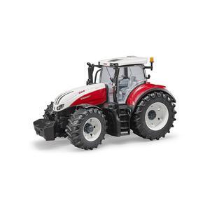 03180 Bruder Traktor Steyr 6300 CVT Terrus
