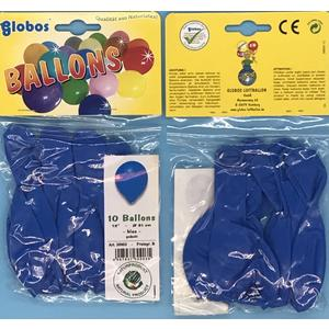 Luftballon 2x10 Stück Farbe: blau (20 Stück) ca. 31cm