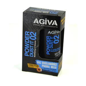 Agiva AGIVA Pulver Wachs 02 Extra stark 20g