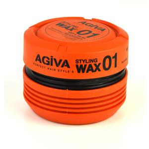 Agiva AGIVA Haarwachs 01 Wet Look Extra stark 175ml
