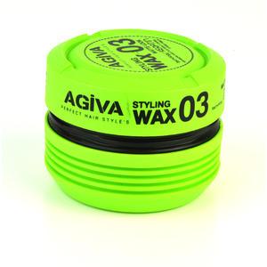 Agiva AGIVA Haarwachs 03 Matte Finish Extra stark175ml