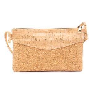 Tasche für Damen, klein, Umhängetasche, aus Kork, vegan, vintage, aus Portugal