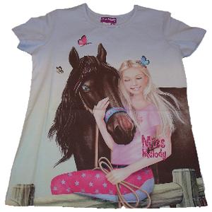 Miss Melody T-Shirt Pferd Kind Mädchen Shirt kurzarm
