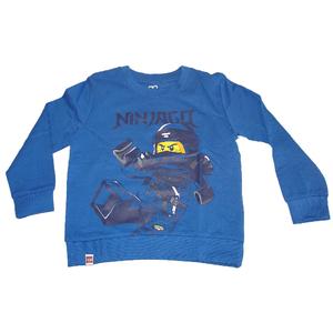 Lego Sweatshirt blau Ninjago