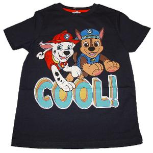 Paw Patrol T-Shirt marine blau Chase Marshall