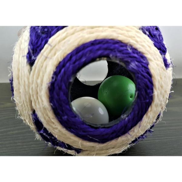 Katzenspielzeugball 11cm