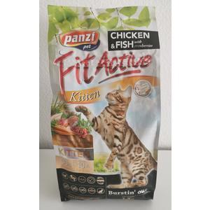 Katzenfutter Panzi Fitactiv Kitten 1,5kg