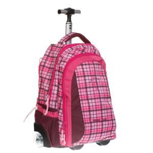 Belmil Easy Go Trolley & Rucksack in Einem plus Artist Studio Fasermaler gratis Pinky