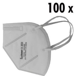 100 x FFP2 Masken weiß