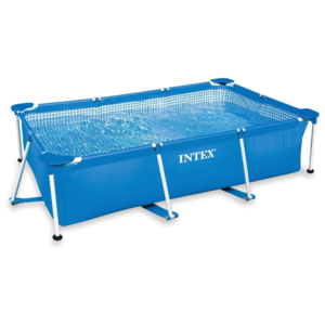 Intex Rectanuglar Frame Pool 220 x 150 x 60 cm