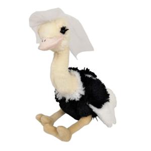 Henriette, der lustige Plüschtier Brautstrauß