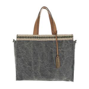 Damen Shopper-Grau
