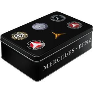 Mercedes-Benz - Vorratsdose Mit Motivprägung