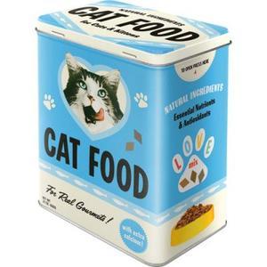 Cat Food - Vorratsdose
