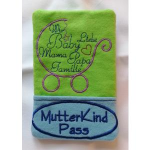 "? Mutter-Kind Pass Hülle ""Familie"" ?"