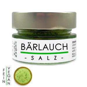 Bärlauch Salz - Kräutersalz 80g