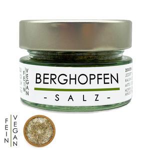 Berghopfen Salz - Kräutersalz 70g