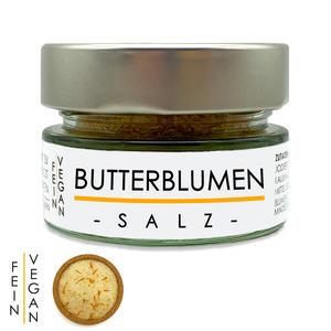 Butterblumen Salz - Kräutersalz 80g