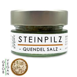Steinpilz Quendel Salz - Kräutersalz 65g